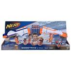 ナーフNerf N-Strike Elite Sidestrike Blaster 2-Pack Nerf Guns with 12 Nerf Darts by Hasbro