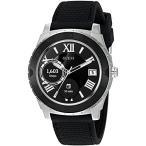 【当店1年保証】ゲスGUESS Men's Stainless Steel Android Wear Touch Screen Silicone Smart Watch, Color: Black (Model: C10