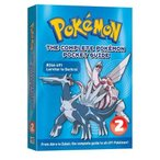 海外製絵本The Complete Pok?mon Pocket Guide, Vol. 2: 2nd Edition (Pokemon)