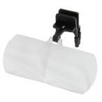 ルーペ おしゃれ メガネ 専用 クリップ 双眼 拡大鏡 2倍 LH-40E 日本製 クリアー光学