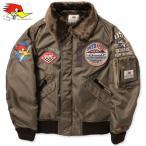 クレイスミス ジャケット フライトジャケット ミリタリー ジャンパー ブルゾン バイク 冬用 ClaySmith ANNIES チャコール_AP-CSY6170CH-MON