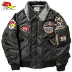 クレイスミス ジャケット フライトジャケット ミリタリー ジャンパー ブルゾン バイク 冬用 ClaySmith ANNIES ガンメタ_AP-CSY6170GM-MON