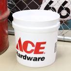 アメリカンバケツ エースハードウェア(ACE Hardware) 約7.5リットル サイズS_BT-IGAC002-MON