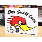クレイスミス ステッカー 車 アメリカン キャラクター おしゃれ バイク ヘルメット かっこいい ホットロッド 右向き サイズM メール便OK_SC-CSD019R-MON