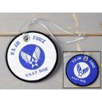 ラゲージタグ トラベル スーツケース ストラップ ミリタリー 刺繍 アクセサリー U.S.エアフォース アメリカ空軍 メール便OK_KH-LT05-GEN