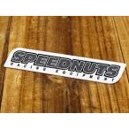 ステッカー 車 アメリカン おしゃれ バイク ヘルメット スケートボード スノーボード かっこいい スピードナッツ RACING EQUIPMENT メール便OK_SC-SPD015-SXW
