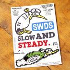ステッカー 車 世田谷ベース アメリカン おしゃれ バイク ヘルメット かっこいい 動物 鳥 オージーライダー 右向き メール便OK_SC-AR100RH-SXW