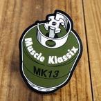 ステッカー 車 アメリカン おしゃれ バイク ヘルメット かっこいい ホットロッド マッスルクラシックス ガスボンベ メール便OK_SC-MK013-SXW