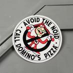 ステッカー ドミノピザ ノイド 車 バイク アメリカン かっこいい キャラクター DOMINO'S PIZZA メール便OK_SC-MS094-FEE