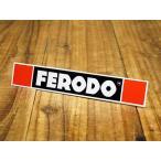 ステッカー 車 アメリカン おしゃれ バイク ヘルメット かっこいい FERODO フェロード メール便OK_SC-R622-TMS