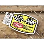 ステッカー 車 アメリカン 世田谷ベース かっこいい シックスティーワット サイズM メール便OK_SC-SWDS002M-SXW