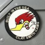 クレイスミス(Clay Smith) ワッペン BUILT IN THE USA メール便OK_WP-CSYC054-MON