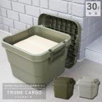 トランクカーゴ TC-30 コンテナ収納 容量30L リス 収納ケース