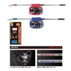 PROX くまモンのサビキ釣セット ブルー/レッド ロッド+糸付きリール+メッシュバック+サビキ仕掛付