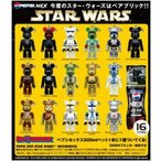 スターウォーズ PEPSI NEX STAR WARS BE @ RBRICK 16 Set of Pepsi Star Wars Bearbrick by Medicom