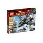ショッピングAIR レゴ Air battle of 6869 in LEGO LEGO Super Heroes Quinn jet [parallel import goods] (japan import)