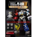 トランスフォーマー Transformers Perfect Combiner PC-08W Upgrade Kits for CW Optimus Maximus