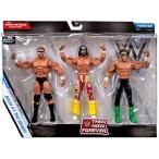 プロレス WWE, Elite Collection Then Now Forever, Bash at the Beach Exclusive Action Figure 3-Pack (Randy Savage, Sting, and Lex Luger)