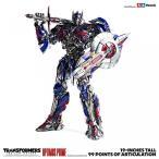 トランスフォーマー ThreeA Hasbro Transformers Optimus Prime Premium Scale Collectible Figure