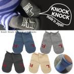 Knock Knock Left and Right Socks ノックノック ソックス LR 靴下 日本製