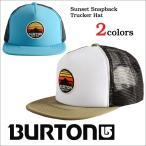 ショッピングバートン BURTON キャップ スナップバック メッシュ MB SUNSET 全2色
