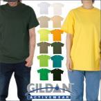 半袖Tシャツ メンズ レディース 無地 ギルダン GILDAN 無地T半袖T  綿100% Ultra Cotton 6.0oz 2000 ヘビーウェイト 大きいサイズ