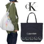 カルバンクライン トートバッグ Calvin Klein ロゴ 手提げ バッグ 鞄 サブバッグ レディース アメカジ スポーツ