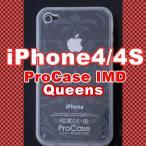 ショッピングiphone4 iPhone4s ケース TPU iphone4 ケース TPU SIGEMA ProCase IMD Queens アイフォン4s TPU スマホカバー TPU アイフォーン4s カバー TPU 液晶保護
