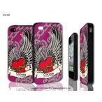ショッピングiPhone4 iPhone4s ケース iPhone4 ケース SIGEMA Cocoou IMD Heart iPhone4sカバー イラスト iPhone4s ハート ハート iPhone4s TPU ハートのイラスト