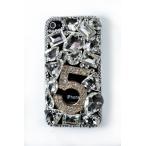 ショッピングiphone4 iPhone4s ケース ラインストーン iphone4 デコケース Five アイフォン4s カバー デコ電 スマホ 4s ラインストーン スワロケース ファイブ