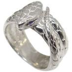 18金 スネーク リング アメジスト ヘビ 蛇 指輪