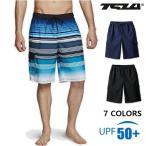 テスラTESLA メンズ 水着 サーフパンツ 海水パンツ ボードショーツ ミドル丈UVカット・吸汗速乾 スイムウェア,ラッシュガード・MSB02