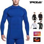 (テスラ)TESLA [防寒・保温] 長袖ハイネック 冬用起毛 コンプレッションウェア パワーストレッチ アンダーウェア T32