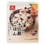 十六穀ごはんお徳用 炊き方簡単 便利な小分けタイプ まとめ買い はくばく 30g×15袋×6パック