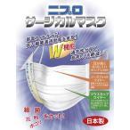 ショッピングインフルエンザ 【送料無料】 【ニプロ サージカルマスク】 ふつうサイズ 【12枚入り】