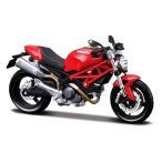 Maisto(マイスト) 1/12 Ducati Monster(ドゥカティ モンスター) 696 レッド