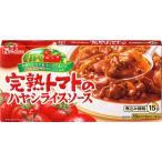 ハウス 完熟トマトのハヤシライスソース 10皿分(5皿分×2) 184g