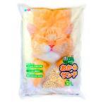 プラスラブ 猫砂 おっいいトイレ おからサンド 6L 1ケース(6袋入)