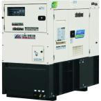 運賃見積り 直送品 新ダイワ 大型ディーゼル発電機(三相・単相同時) DGM600MK-P