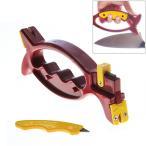 ソリング SOLINGE 研ぎ器 シャープナー ソリング 刃物砥ぎ器 独自のピンチング方式