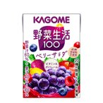 カゴメ 野菜生活100 ベリーサラダ 100ml×36本/ フ