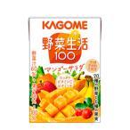 カゴメ 野菜生活100 マンゴーサラダ 100ml×36 フル