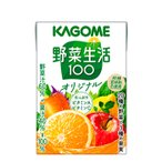 野菜生活100 オリジナル 100ml×108本 紙パック