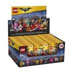 レゴ(R)ミニフィギュア レゴバットマンムービー 71017 LEGO BOX (1BOX=60個入り)