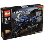 レゴ テクニック BMW R 1200 GS アドベンチャー 42063 LEGO ブロック おもちゃ