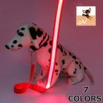 ペット用 リード ロープ LED 光る 光るリード ペット ペット用品 ペットグッズ 犬 犬用品 愛犬 夜 夜間 安全 事故防止 お散歩グッズ 散歩