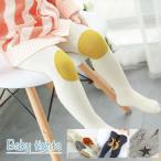 タイツ 靴下 フットウエア 子供 ベビー キッズ ジュニア 幼児 女の子 女児 ガール かわいい おしゃれ カジュアル シンプル ベーシック インナー