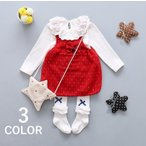 子供用 ブラウス ジャンパースカート セットアップ 2