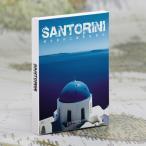 ポストカード はがき 葉書 ハガキ 30枚セット サントリー二島 サントリー二 エーゲ海 ギリシャ アート 景色 絶景 キレイ 癒し 美しい 風景 写
