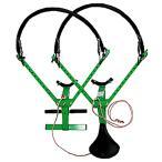 枝打ち 用 木登り器具 【与作】 大型11穴 300〜480mm用 木登り 道具 ロープ 【林業】 KT-7000